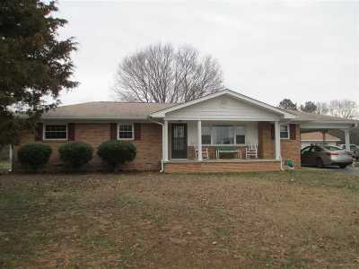 Old Fort Single Family Home For Sale: 1130 Highway 411