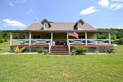 Georgetown Single Family Home For Sale: 1351 Sugar Creek Road