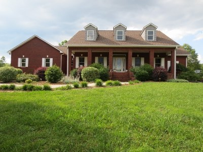 Decatur Single Family Home For Sale: 737 Rayl Hollow Road