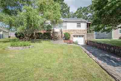 East Ridge Single Family Home For Sale: 1925 Close Road