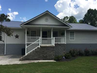 Decatur Single Family Home For Sale: 143 Lakehaven Cir