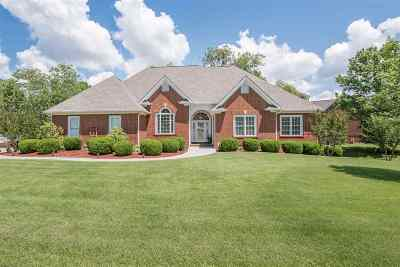 Cumberland Hill Single Family Home For Sale: 3235 Cumberland Hills Circle NW