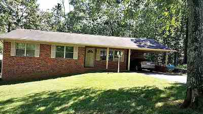 Decatur Single Family Home Contingent: 271 Crestwood Drive