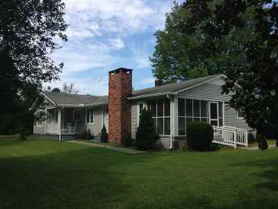 Single Family Home For Sale: 4501 Highway 411