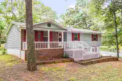 Cleveland TN Single Family Home For Sale: $169,900