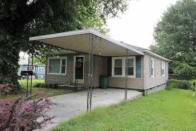 Etowah Single Family Home For Sale: 419 Illinois