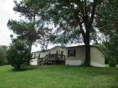 Old Fort Single Family Home For Sale: 569 Jay Wilson Road