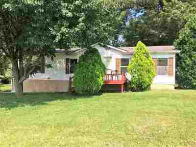 Sweetwater Single Family Home For Sale: 464 Sunnyside Rd