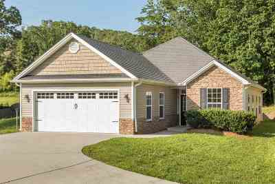 Single Family Home Sold: 1509 Woodland Cove Drive NE