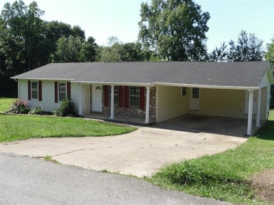 Etowah Single Family Home Contingent: 176 County Road 532