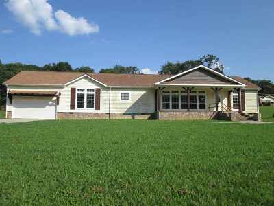 Riceville Single Family Home For Sale: 1821 County Road 700