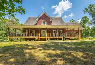 Georgetown Single Family Home For Sale: 440 No Pone Valley Rd