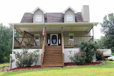 Decatur Single Family Home For Sale: 150 County Road 189