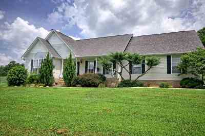 Pikeville Single Family Home Contingent: 2220 Cove Hill Road