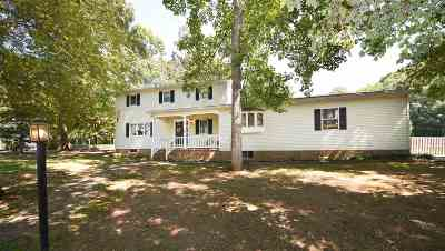 Mapleton Forest Single Family Home For Sale: 163 Mapleton Forest Drive NW