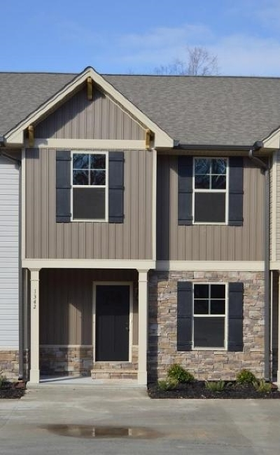 Cleveland TN Condo/Townhouse For Sale: $139,900