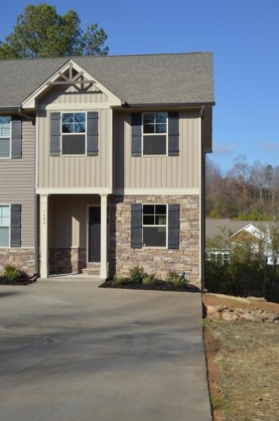 Cleveland TN Single Family Home Contingent: $139,900