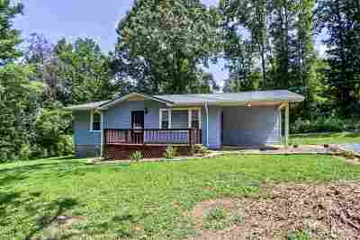 Etowah Single Family Home For Sale: 638 County Road 660
