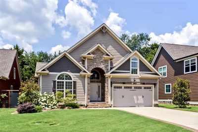Single Family Home For Sale: 743 Abby Glen Dr NE