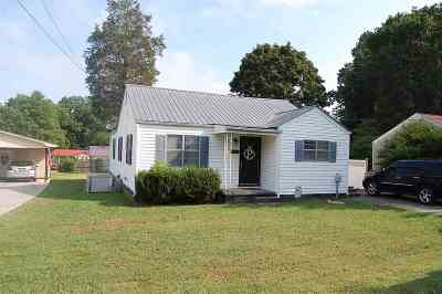 Athens TN Single Family Home Contingent: $69,900