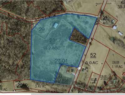 Roane County Residential Lots & Land For Sale: Lake Harbor Road