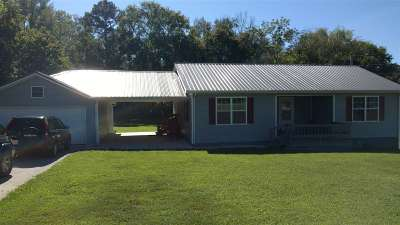 Etowah Single Family Home For Sale: 204 County Road 890