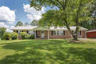 Benton Single Family Home Contingent: 192 Boyd Road