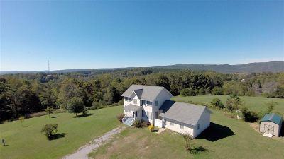 Sale Creek Single Family Home For Sale: 801 Cap Elsea Road