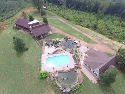 Athens Single Family Home For Sale: 171 County Road 581