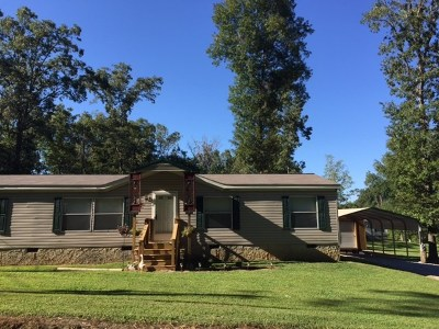 Old Fort Single Family Home For Sale: 425 Busted Rock Road