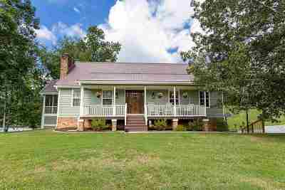 Cleveland Single Family Home For Sale: 339 Knighthood Trail