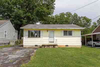 Chattanooga Single Family Home For Sale: 1314 Sunnyfield Lane