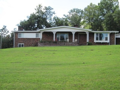 Cleveland Single Family Home For Sale: 2855 Pleasant Grove Church Rd