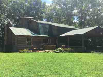 Athens TN Single Family Home For Sale: $259,900
