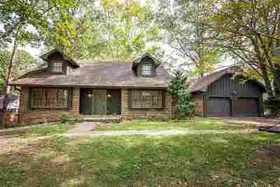 Edgewood Hills Single Family Home For Sale: 3510 Edgewood Circle