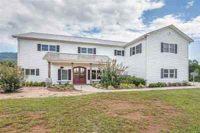 Benton Single Family Home For Sale: 115 Creekside Farms Road