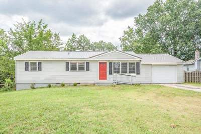 Chattanooga Single Family Home For Sale: 6306 Wimberly Drive