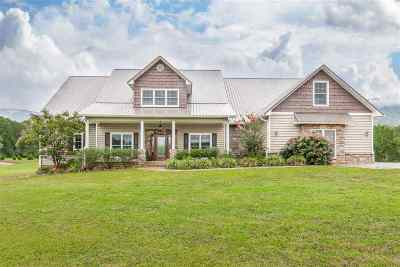 Benton Single Family Home For Sale: 107 Creekside Farms Road