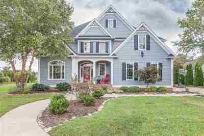 Ooltewah Single Family Home For Sale: 8537 Rambling Rose Dr.
