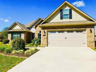 Eagle Creek Single Family Home For Sale: 121 Creek Side Ln NW