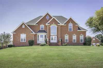 Ooltewah Single Family Home For Sale: 7810 Bebe Branch Ln