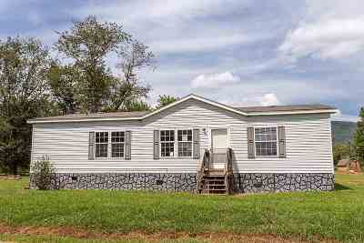 Whitwell Single Family Home For Sale: 645 Old State Highway 28