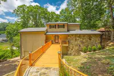 Chattanooga Single Family Home For Sale: 4910 Shoreline Drive