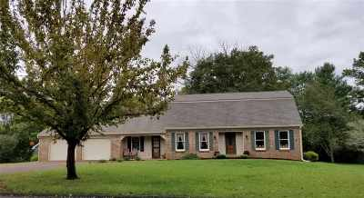 Cleveland Single Family Home For Sale: 701 Everhart Dr