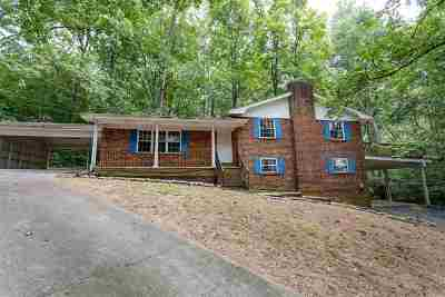 Bellefounte Hts Single Family Home For Sale: 150 Hendricks Lane