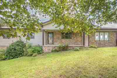 Cleveland Single Family Home For Sale: 6649 Georgetown Rd. NW