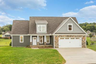 Cleveland Single Family Home Contingent: 137 Windswept Drive