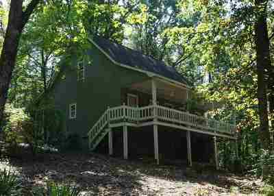 Benton Single Family Home Contingent: 114 Craw Dad Lane