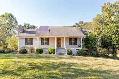 Decatur Single Family Home For Sale: 252 Ridge Road