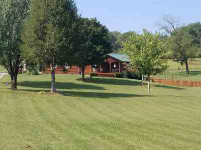 Sweetwater Single Family Home For Sale: 681 County Road 350